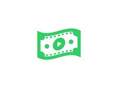 design logo and earn money earn logo wip watch videos and earn money by aditya