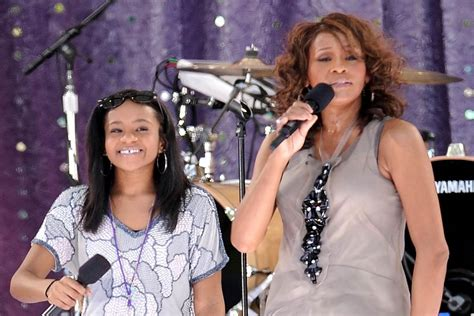 whitney houston daughter found in bathtub whitney houston s daughter bobbi kristina brown found