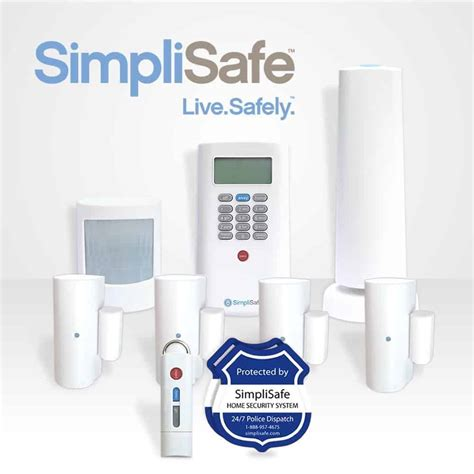 simplisafe review the best do it yourself home security