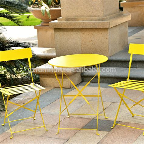 patio furniture set 3 piece metal bistro outdoor cushions portable folding 3 piece metal garden furniture bistro set