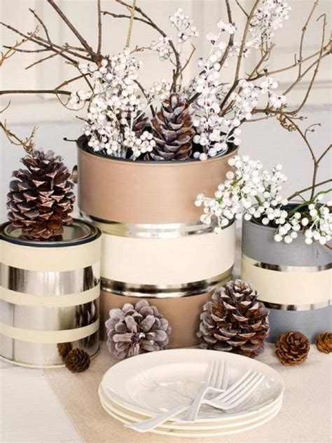 festive christmas table decoration ideas and tutorials