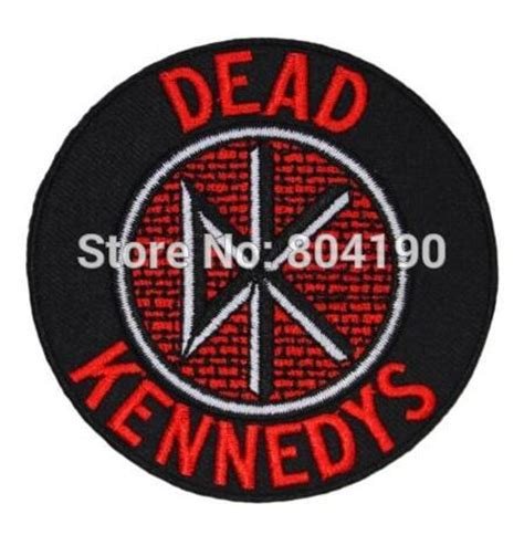 Kaos Dead Kennedys Logo Font popular brick logos buy cheap brick logos lots from china