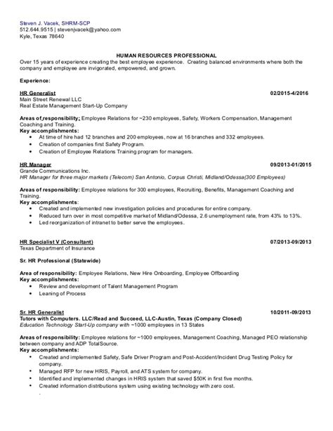 scp resume resume ideas
