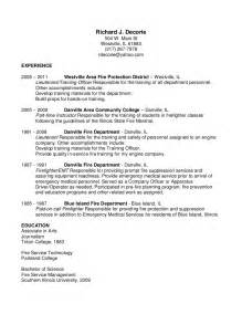 richard decorie resume