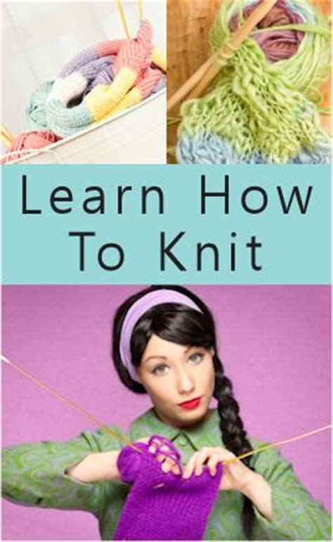 learning to knit must learn can t figure out the cast on pin now