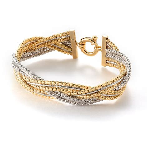 Gelang Bracelet habib jewels gold bangle