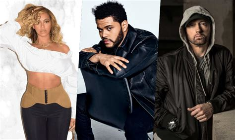 beyonce coachella report beyonce the weeknd and eminem to headline