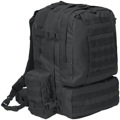 3 day backpack brandit us cooper 3 day assault pack security army patrol backpack black ebay