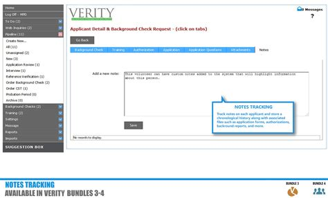 Verity Background Check Verity Bundle Options Protect Youth Sports Coach