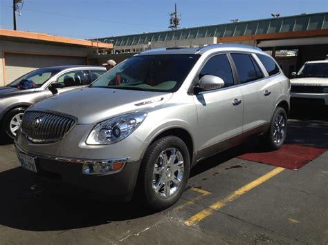 my 2008 buick enclave 7 passenger suv yelp