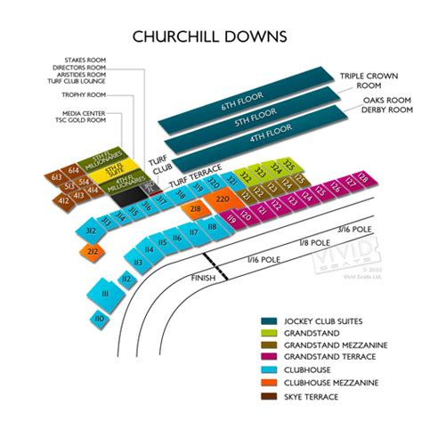 churchill downs seating views churchill downs tickets churchill downs information