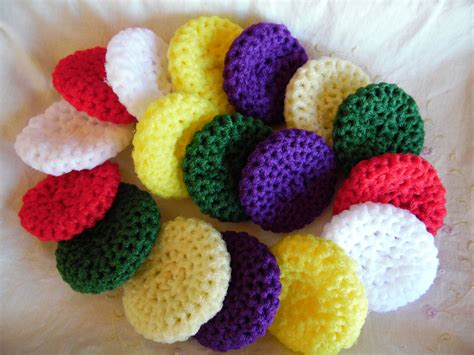 Handmade Scrub - handmade scrubbies kitchen bathroom scrub pads