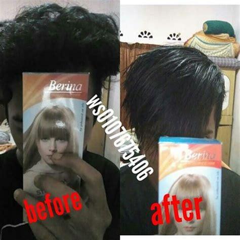 Obat Pelurus Rambut Salon berina krim pelurus rambut original rebonding grooming