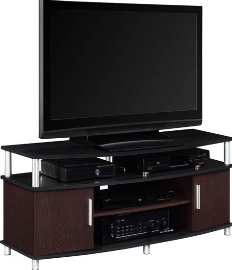 cabinet with tv rack tv stand console entertainment media center storage