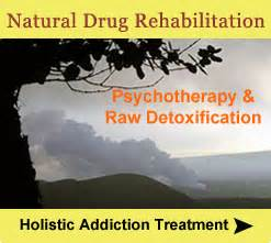Herbal Detox For Addiction by Hawaii Naturopathic Retreat Center Detox Retreat
