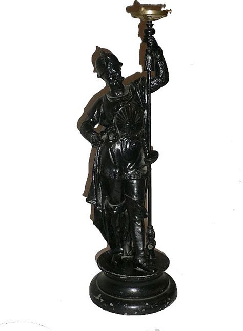 Figural L by Antique Figural Gas L 1870 S From