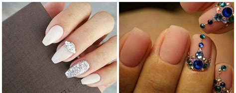 Wedding nails 2018: find your nails for wedding and stay