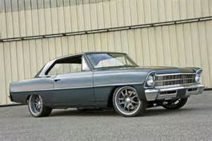 buy used pro touring resto mod chevy ii machine