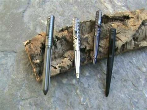 timberline tactical pen tactical pens benchmade timberline mil tac coltelleria