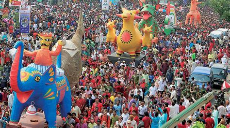 new year cultural heritage celebration unesco recognises new year procession mangal