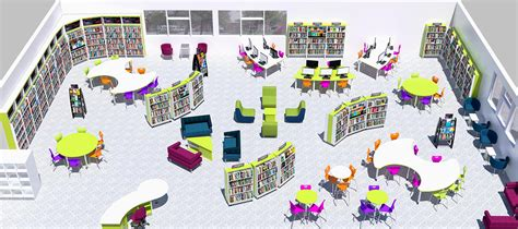 school library layout design ideas library design for secondary schools and academies