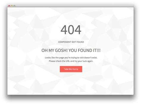 404 page template index page template