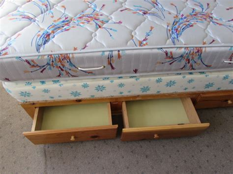 full box spring with drawers lot detail full size mattress box spring with pedestal