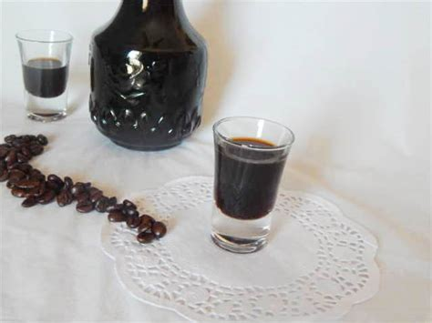 liquore al caff 232 fatto in casa
