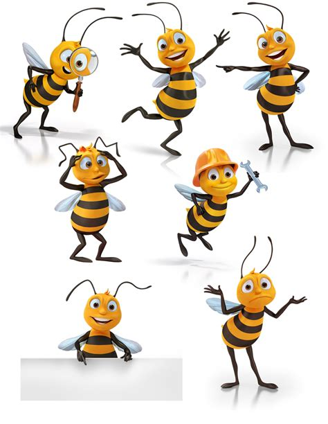 Home Design 3d 2016 by Bees Character Mill Character Design Illustration And