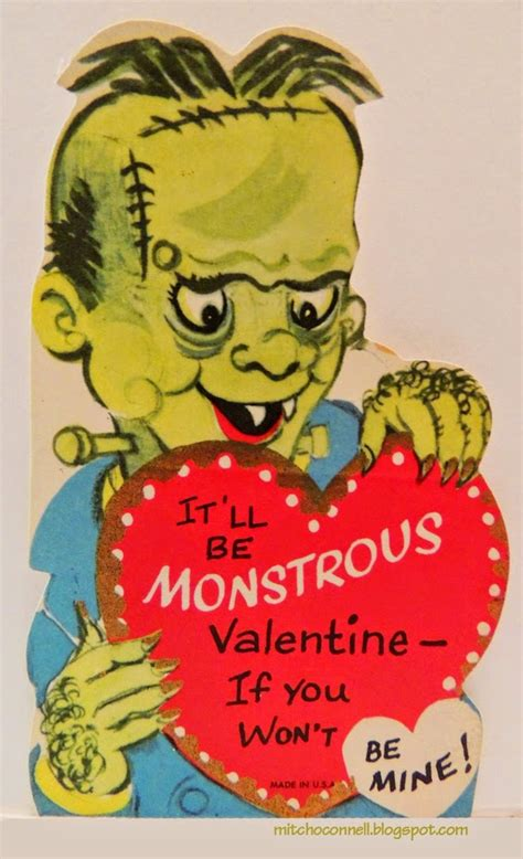 vintage valentines day cards vintage everyday 50 strange and unintentionally