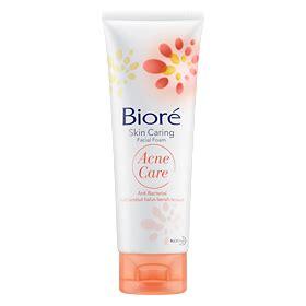 Caring Fair White Foam 80g kao indonesia biore skin caring foam acne care 100g