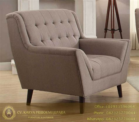 Kursi Sofa 3 Dudukan Minimalis 65 Sofa 3 Seater Mewah Sofa Set New Retro Jepara