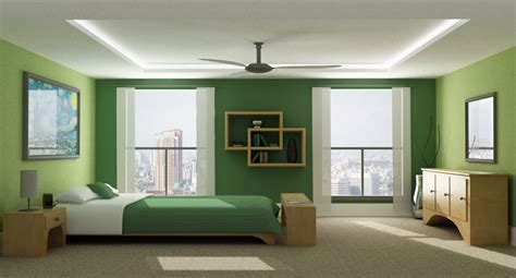 16 Green Color Bedrooms Bedroom Colors