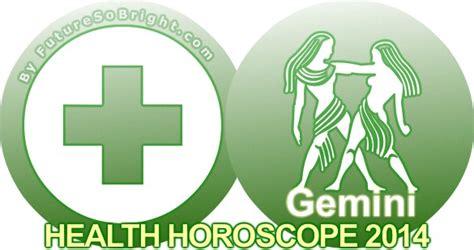 gemini health horoscope predictions 2016