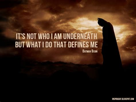 Batman Quotes Quotes From Batman Quotesgram