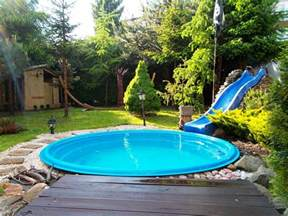 How To Build A Pool In Your Backyard Make Your Own Stock Tank Pool Homestylediary