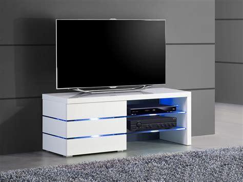 meuble tv blanc pas cher petit meuble tv blanc pas cher