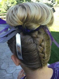 baids for gymnastic meets gymnastic meet hairstyles once a gymnast always a