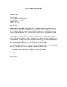 Business Letter Thank You For The Opportunity Best Photos Of Thank You Letter For Employment Opportunity