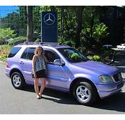 2000 Mercedes Benz ML320 At 2012 June Jamboree In Montvale