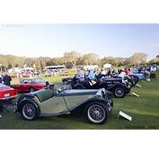 1939 MG TB At The Amelia Island Concours DElegance