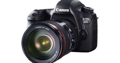 Kamera Canon Eos Dibawah 3 Juta harga dan spesifikasi kamera canon eos 6d baru 2017