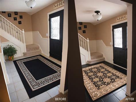 how to paint floors best 25 painting tile floors ideas on