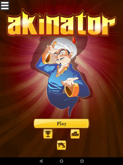 To Search On Akinator Akinator The Genie Free Android Apps On Play