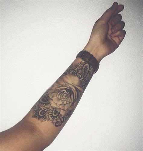 girl quarter sleeve tattoo tumblr henna sleeve tumblr