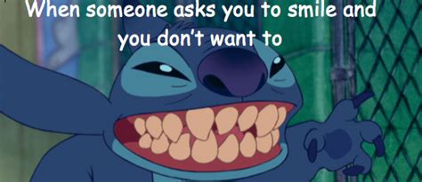 Stitch Memes - lilo and stitch stitch smile meme by moviememes on deviantart