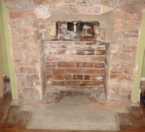Fireplace Flue Der Repair by Chimney Breast Repair Lintel Installation Chimneys