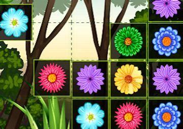 solitario dei fiori gioco fiori cadenti