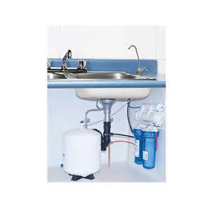 Sink Water Filter Faucet Reverse Osmosis System For Home Drinking Water Rainfresh