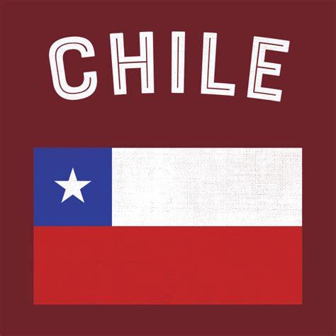 chile flag colors chile flag chile t shirt teepublic